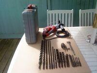 Einhell SDS Hammer Drill 4 function plus extras (Windsor)