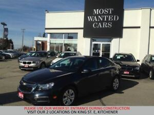 2016 Chevrolet Cruze LT | 1.4L TURBO | CAMERA | TOUCHSCREEN