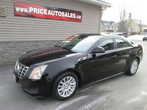 2013 Cadillac CTS HEATED LEATHER-REMOTE START!!!