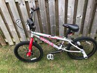 3 x Children's BMX bikes