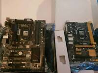 2 motherboards