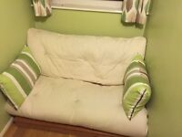 Double Futon Sofa Bed for sale