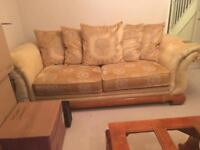 Sofa and armchair - Collection Only **Free**