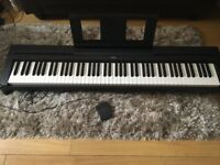 Yamaha P-45B Digital Piano, as new, with original packaging