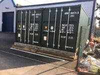 Storage Containers to Rent - Ipswich