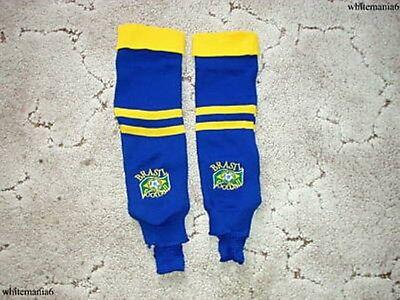 Brasilien Stutzen Junior oder Senior super passend zu Trikot und Hose  ()