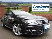 Volkswagen CC R-LINE BLACK EDITION TDI DSG BMT (black) 2016-06-27