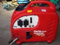 Clarke Power Inverter Generator 2200 W
