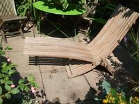 Lounger Garden chair? Designer