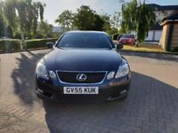 LEXUS GS300 TOP OF THE RANGE EVERY EXTRA POSSIBLE COOLING HEATED SEATS FSH 12 MONTHS MINT CONDITION