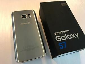Samsung Galaxy S7 32GB Silver - UNLOCKED W/FREEDOM - 10/10 - Guaranteed Activation + No Blacklist