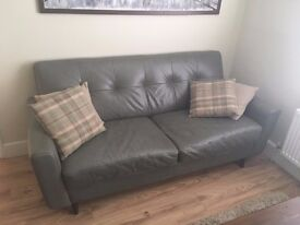 Three Seater & Two Seater DFS Camper Sofa