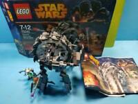 Lego 75040 star wars complete