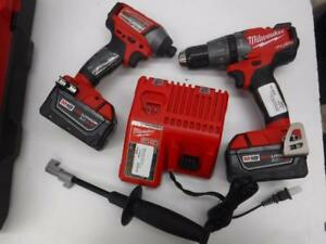 Milwaukee Impact Driver and Drill. We buy/sell new and used power tools. 115917*
