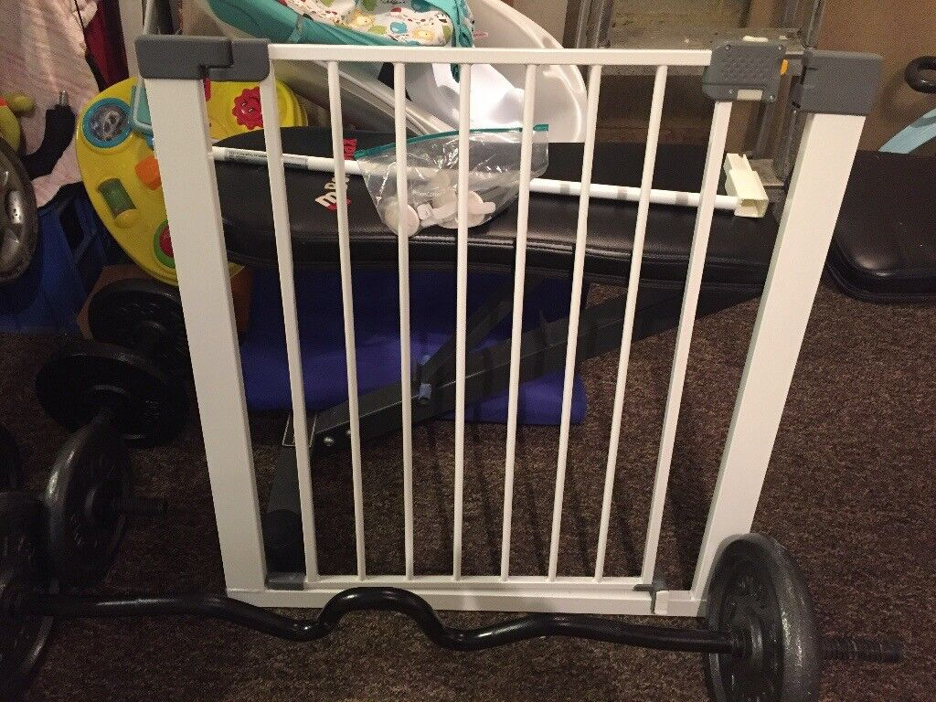 Stair Gate For Sale Good Condition In Clanfield Hampshire Gumtree