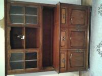 hardwood dresser