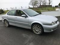 JAGUAR X TYPE 2.0 DIESEL 2007 ***MOT SEPTEMBER 2018***