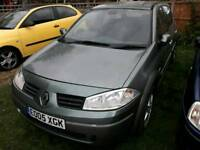 +++DIESEL RENAULT MEGANE 2005 PLATE+++MOT DECEMBER INJECTOR ISSUES+++