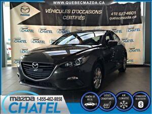 2016 Mazda Mazda3 Sport GS-SKY - SIEGES CHAUFFANTS - CAMÉRA DE R