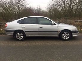 2002 Toyota Avensis 2.0 MOT January 2018, Air Conditioning
