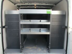 Van Shelving / Racking - BOTT System - Suitable For Medium to Big Van - Heavy Duty - Tool Station