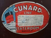 Collectors - Queen Mary - A live story - Cunard Line
