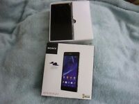 Sony Xperia Z2 - 16GB - Black (EE) Smartphone - Boxed - VGC