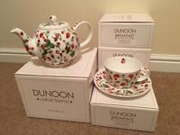 Brand new Dunoon Tea Set