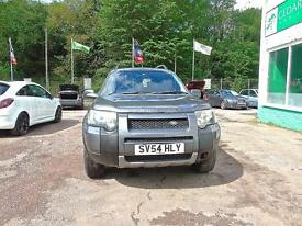 LAND ROVER FREELANDER 2.0 Td4 SE Station Wagon (grey) 2004