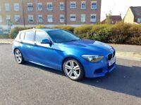 BMW 1 SERIES 2.0 DIESEL M SPORT 2013