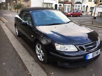 Saab Turbo diesel convertible bargain £2150 good condition drives great .