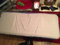 Single folding camp bed kit!! £40!!