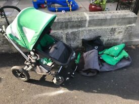 Bugaboo Chameleon with extras