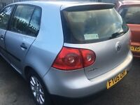Golf 2005 diesel very cheap £1100ono