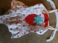 6-9 month swimming costume