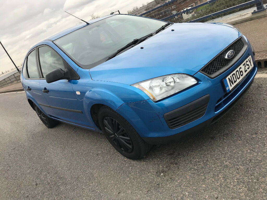 New Shape Ford Focus New Mot Til 2020 Air Con Very Clean Service History In Woolwich London Gumtree