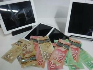 CASH for TABLETS! - Turn your iPad/Tablets into $$$ at Cash Pawn! - Buy-Back Loans Available! - 4000 - JY121405