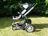 Quinny Buzz 4 Pram / Pushchair
