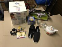 AVENT STERILISER & OTHER BITS - INDIVIDUALLY PRICED