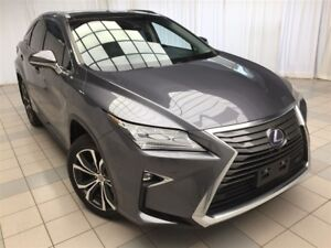 2016 Lexus RX 450H Hybrid Executive Package: Fully Serviced