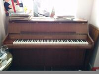 Bentley upright, well looked after, regularly tuned