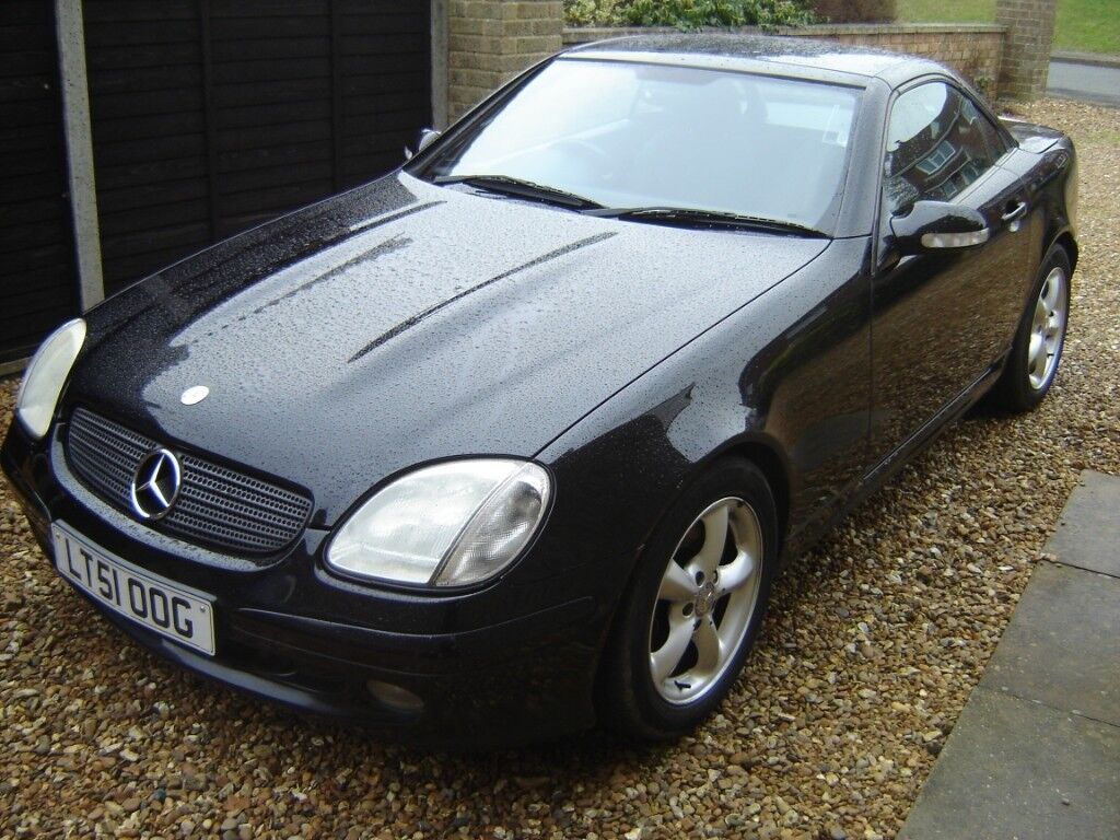 MERCEDES SLK 320 convertible, low mileage, outstanding condition, rare  manual gearbox. | in Dersingham, Norfolk | Gumtree