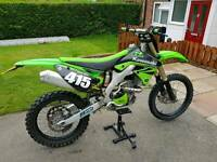 2010 KXF 250 FOR SALE