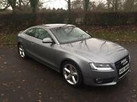 Immaculate Audi A5 3.0 TDI Quattro may px swap