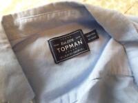 TOPMAN Shirt.