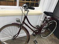 Raleigh Cameo Ladies Bike Bicycle