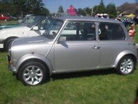 CLASSIC MINI 40 IN RARE SILVER 1999 1275cc