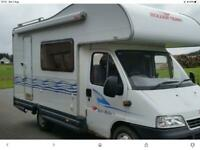 Motorhome WANTED