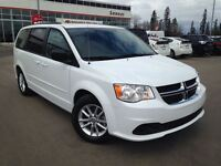 2014 Dodge Grand Caravan SXT, Stow and go middle and rear seats