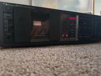 Nakamichi BX-2 Stereo Cassette Tape Deck
